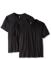 Calvin Klein Underwear - Big & Tall Basic V-Neck 2-Pack