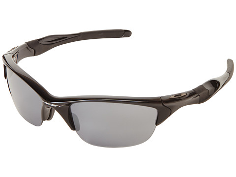 Oakley Half Jacket 2.0 - Polished Black W/Black Iridium