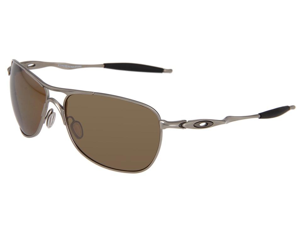 Oakley TI Crosshair Polarized (Titanium w/Tungsten Iridiu...