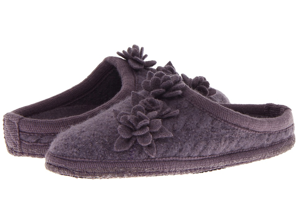 Haflinger - Charisma (Lilac) Womens Slippers