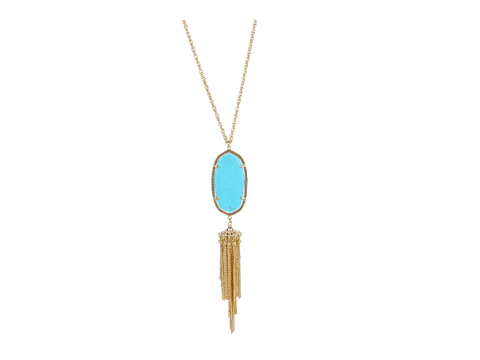 Kendra Scott Rayne Necklace - Turquoise