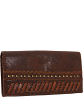 American West - Cimarron Flap Wallet