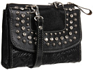 American West Texas 2 Step Grab-and-Go Combination Bag (Black)