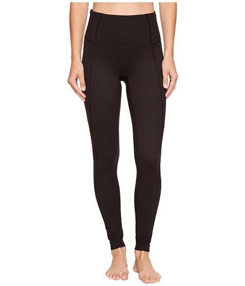 Spanx Active - Shaping Compression Close-Fit Pant (Black) - Apparel