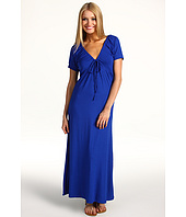 Christin Michaels - Ninah V-Neck Maxi Dress