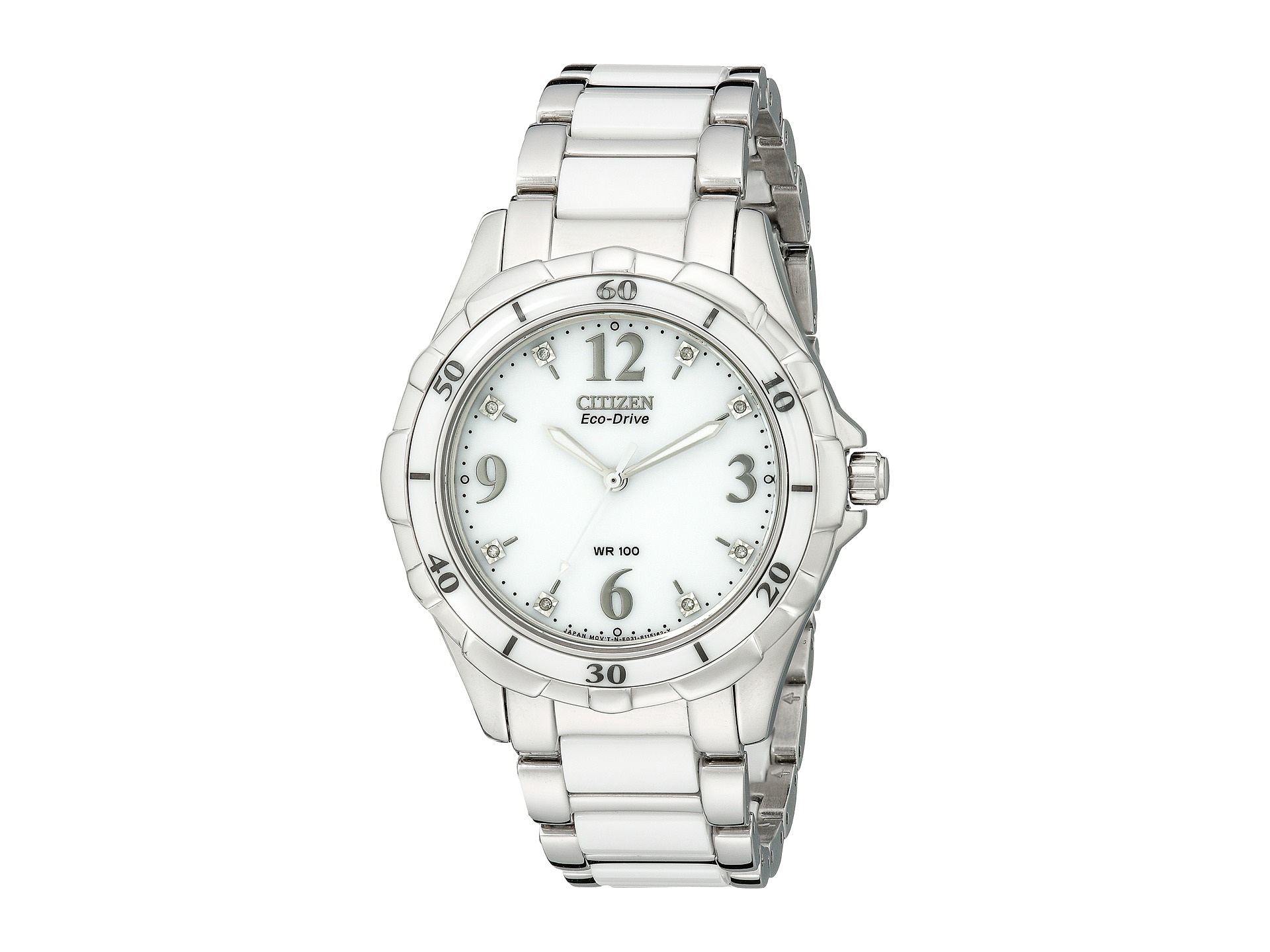 Citizen Watches Em0030 59a Ceramic Eco Drive Watch