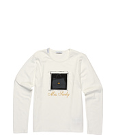 Dolce & Gabbana - Miss Sicily L/S Tee (Toddler/Little Kids/Big Kids)