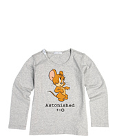Dolce & Gabbana - Astonished L/S Tee (Toddler/Little Kids/Big Kids)