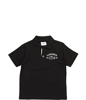 Lacoste Kids - Boys' S/S Super Light Polo w/ Oversized Croc (Little Kids/Big Kids)