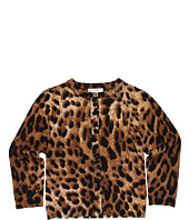 Dolce & Gabbana - Ocelot Print Cardigan (Toddler/Little Kids/Big Kids)