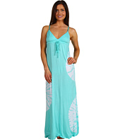P.J. Salvage - White Impressions Lounge Maxi Dress