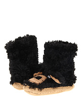 Hatley Kids - Black Bear Slippers (Infant/Toddler/Youth)