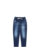 Dolce & Gabbana - Denim Plush Trouser (Toddler/Little Kids/Big Kids)