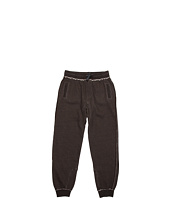 Dolce & Gabbana - Plated Plush Trouser (Toddler/Little Kids/Big Kids)