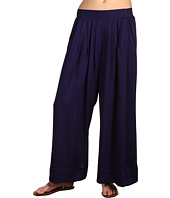 BCBGeneration - Solid Wide Leg Pleated Pant