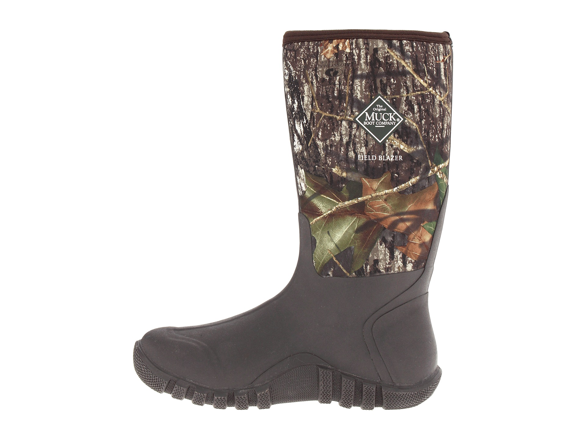 The Original Muck Boot Company Fieldblazer Camo Bark