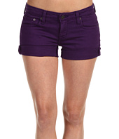 Big Star - Remy Low Rise Cuffed Short in Wild Berry