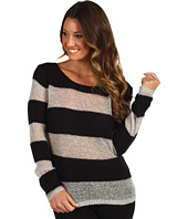 P.J. Salvage - Stay the Night Striped Pullover