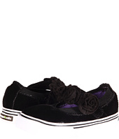 Morgan&Milo Kids - Katrina Rosette Velvet (Toddler/Youth)