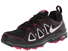 Nike - Air Alvord 10 (Black/Fireberry/Anthracite/Metallic Silver)