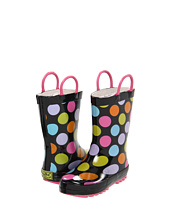 Western Chief Kids - Multi Dotty Rain Boot (Infant/Toddler/Youth)