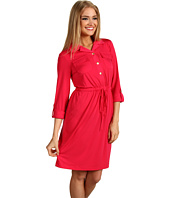 Muse - Tab Sleeve Shirtdress