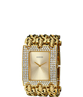GUESS - U0085L1 Chain Link Rhinestone Watch