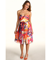 Donna Morgan - Sweetheart Neckline Bustier Dress