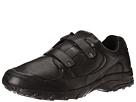 Journey Leather Strap Black, Pewter Footwear Watch