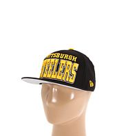 New Era - Solid Snap NFL 9FIFTY - Pittsburgh Steelers