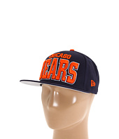 New Era - Solid Snap NFL 9FIFTY - Chicago Bears