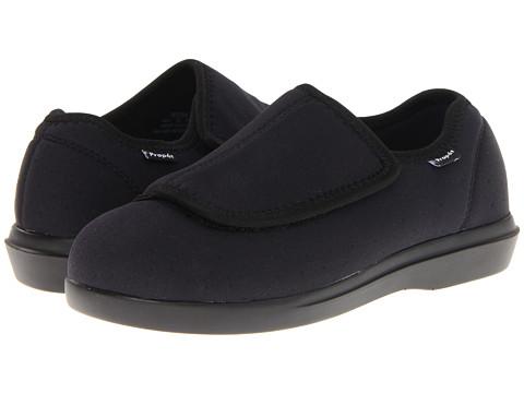 Propet Cush n Foot Medicare/HCPCS Code = A5500 Diabetic Shoe - Black
