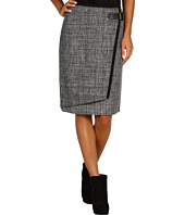 NIC+ZOE - Tweed Faux Wrap Skirt