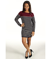 Fred Perry - Color Block Breton Dress