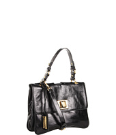 Badgley Mischka - Claire Shine Handbag w/ Flap