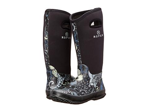 Roper Flower Barn Boot