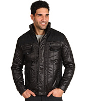 Report Collection - Quilted Jacket w/ Contrast Panels