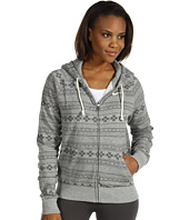 Nike - Rally All-Over Fairisle Full-Zip Hoodie