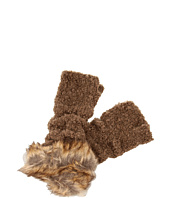 San Diego Hat Company - KNG3112 Fur Fingerless Gloves