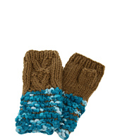 San Diego Hat Company - KNG3114 Multicolored Knit Fingerless Gloves