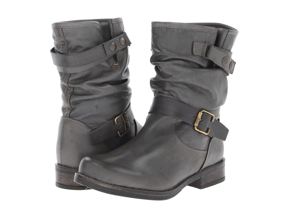Eric Michael Laguna (Grey) Women's Pull-on Boots