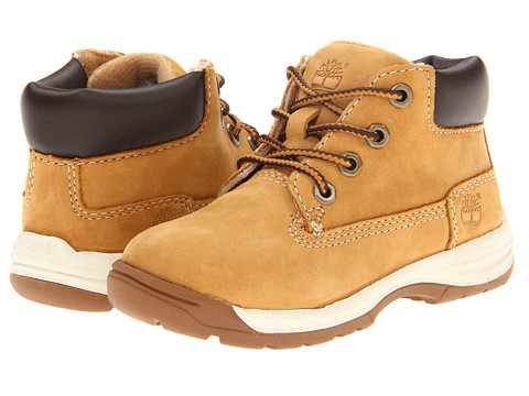 Timberland Kids Earthkeepers® Timber Tykes Lace Boot (Toddler)