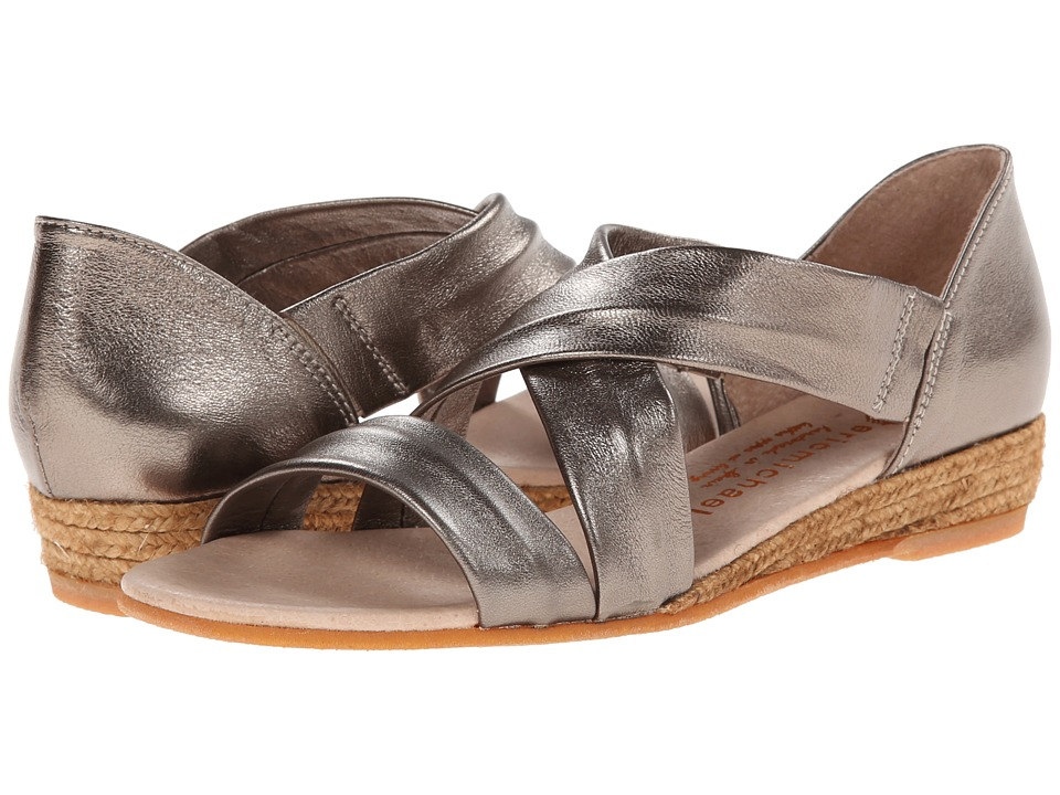 Eric Michael Netty (Metallic) Sandals