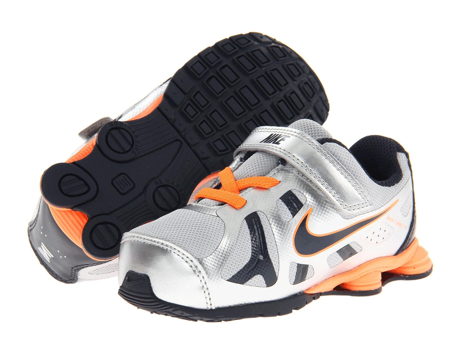 70fa8e85561 Nike Kids Shox Turbo 13 (Infant Toddler) on PopScreen
