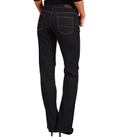 Dockers Misses - Five Pocket Bootcut Denim in Dark Indigo Wash