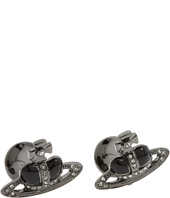 Vivienne Westwood - Diamante Heart Cufflinks