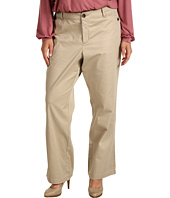 Dockers Misses - Plus Size Curved Pocket Pant w/ Hello Smooth