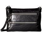 Hobo Mara (Black Vintage Leather)