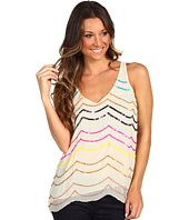 Patterson J Kincaid - Canyon Scalloped Tank
