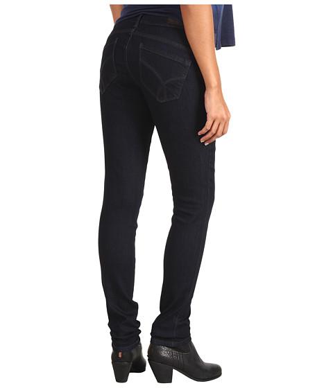 Calvin Klein Jeans Powerstretch Curvy Skinny Denim in Rinse